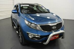 2013 Kia Sportage SL Series 2 Platinum (AWD) Blue 6 Speed Automatic Wagon Moorabbin Kingston Area Preview