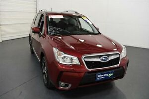 2013 Subaru Forester MY13 2.0XT Red Continuous Variable Wagon Moorabbin Kingston Area Preview