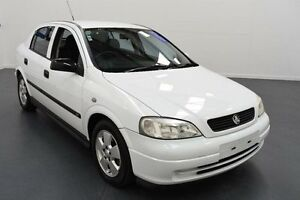 2003 Holden Astra TS CD White 4 Speed Automatic Hatchback Moorabbin Kingston Area Preview
