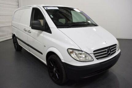 2005 Mercedes-Benz Vito 109CDI Compact White 6 Speed Manual Van
