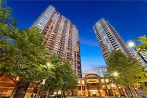 Cozy Corner Unit With Wall To Wall Windows At Sheppard Ave E