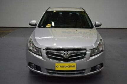 2009 Holden Cruze JG CDX Silver 6 Speed Sports Automatic Sedan Brooklyn Brimbank Area Preview