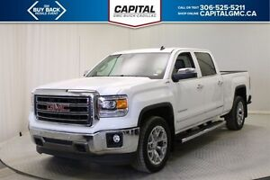 2014 GMC Sierra 1500 SLT Crew Cab *Heated/Cooled Seats-Navigatio