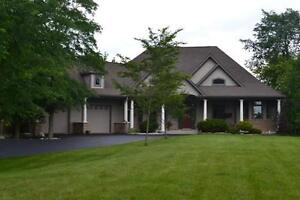 266 Lowes Side rd/ A Fabulous Ranch w/ 2 Acs. of Gardens