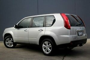 2013 Nissan X-Trail T31 Series V ST Silver 1 Speed Constant Variable Wagon Berwick Casey Area Preview