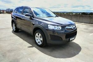 2014 Holden Captiva CG MY14 7 LS Grey 6 Speed Sports Automatic Wagon Haymarket Inner Sydney Preview