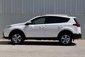 2014 Toyota RAV4 ASA44R GXL (4x4) White 6 Speed Automatic Wagon South Maitland Maitland Area Preview