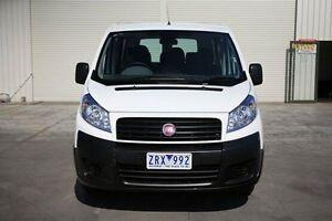 2013 Fiat Scudo Low Roof LWB White 6 Speed Manual Van Seaford Frankston Area Preview