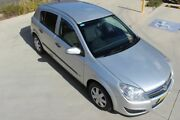 2007 Holden Astra AH MY07.5 CD Silver 4 Speed Automatic Hatchback Mitchell Gungahlin Area Preview