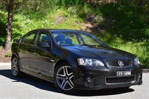 2012 Holden Commodore VE II MY12.5 SV6 Z Series Black 6 Speed Sports Automatic Sedan St Marys Mitcham Area Preview