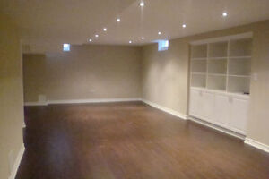 FURNISHED BRAND NEW BASMENT APRTMENT FOR RENT IN AJAX