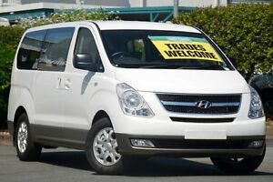 2013 Hyundai iMAX TQ-W MY13 White 4 Speed Automatic Wagon Acacia Ridge Brisbane South West Preview