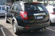 2007 Holden Captiva CG CX AWD Black 5 Speed Sports Automatic Wagon Mill Park Whittlesea Area Preview