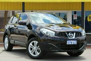 2013 Nissan Dualis J10W Series 4 MY13 ST Hatch X-tronic 2WD Purple 6 Speed Constant Variable Telarah Maitland Area Preview