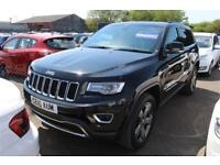 Jeep Grand Cherokee 3.0 CRD Limited Plus 5dr 4WD A