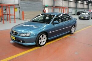 2003 Holden Calais VY Blue 4 Speed Automatic Sedan Maryville Newcastle Area Preview