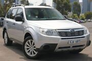 2009 Subaru Forester S3 MY09 X AWD Silver 4 Speed Sports Automatic Wagon Docklands Melbourne City Preview