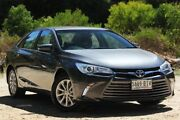 2015 Toyota Camry ASV50R Altise Graphite 6 Speed Sports Automatic Sedan Hawthorn Mitcham Area Preview