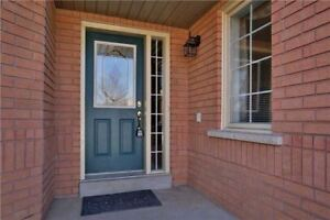 FABULOUS 4+1Bedroom Detached House in BRAMPTON $849,000 ONLY
