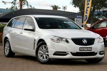 2015 Holden Commodore VF MY15 Evoke (LPG) White 6 Speed Automatic Sportswagon Rosebery Inner Sydney Preview