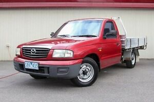2003 Mazda Bravo Red Automatic Cab Chassis Dandenong Greater Dandenong Preview