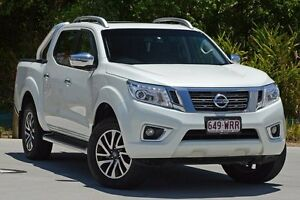 2015 Nissan Navara D23 ST-X White Diamond 6 Speed Manual Utility Aspley Brisbane North East Preview