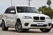 2013 BMW X5 E70 MY1112 xDrive30d Steptronic White 8 Speed Sports Automatic Wagon Victoria Park Victoria Park Area Preview
