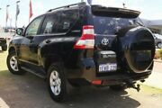 2015 Toyota Landcruiser Prado GDJ150R GXL Black 6 Speed Sports Automatic Wagon Wangara Wanneroo Area Preview