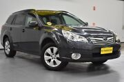 2011 Subaru Outback B5A MY11 2.5i Lineartronic AWD Touring Grey 6 Speed Constant Variable Wagon Brooklyn Brimbank Area Preview