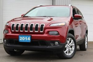 2014 Jeep Cherokee North-ACCIDENT FREE+ONE OWNER+EXT WARRANTY