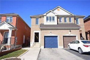 3 Bdrm Semi-Detached Home, Fin Bsmt W/ Rec Rm & 1 Bdrm