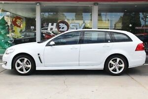 2015 Holden Commodore VF II MY16 SV6 Sportwagon White 6 Speed Sports Automatic Wagon Somerton Park Holdfast Bay Preview