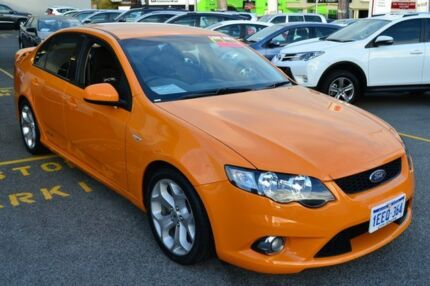2009 Ford Falcon FG XR6 Octane 5 Speed Sports Automatic Sedan Claremont Nedlands Area Preview