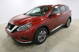 2018 Nissan Murano AWD SL HEATED SEATS, MOONROOF, APPLE CARPLAY