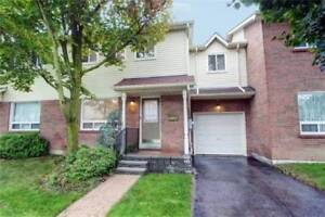Gorgeous Whitby Updated 3-Bedroom Sun-Filled Townhome!
