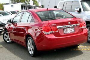 2010 Holden Cruze JG CDX Red 6 Speed Sports Automatic Sedan Nundah Brisbane North East Preview