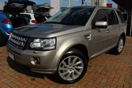 2013 Land Rover Freelander 2 LF MY14 SD4 CommandShift HSE Gold 6 Speed Sports Automatic Wagon