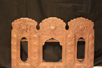 BEAUTIFUL 3 TIER WALL ART MUGHAL/ INDIAN IMPORTED HANDCRAFTED