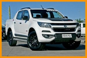 2017 Holden Colorado RG MY17 Z71 Pickup Crew Cab White 6 Speed Manual Utility Hillcrest Logan Area Preview