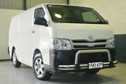 2013 Toyota Hiace TRH201R MY12 LWB White 5 Speed Manual Van Hillcrest Port Adelaide Area Preview