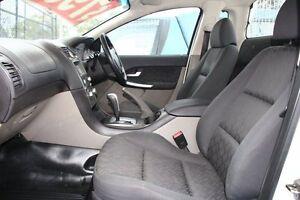2007 Ford Falcon BF MkII XL White 4 Speed Auto Seq Sportshift Cab Chassis Briar Hill Banyule Area Preview