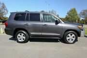 2013 Toyota Landcruiser VDJ200R MY13 Sahara Graphite 6 Speed Sports Automatic Wagon Clarkson Wanneroo Area Preview