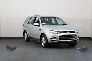 2013 Ford Territory SZ TX (RWD) Silver 6 Speed Automatic Wagon Smithfield Parramatta Area Preview