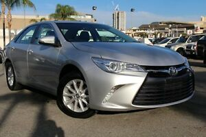 2016 Toyota Camry ASV50R Altise Silver Pearl 6 Speed Sports Automatic Sedan Northbridge Perth City Area Preview