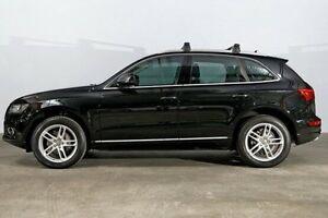 2014 Audi Q5 8R MY15 TDI S tronic quattro Black 7 Speed Sports Automatic Dual Clutch Wagon Alexandria Inner Sydney Preview