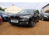 2014 14 BMW 1 SERIES 2.0 116D SPORT 5D 114 BHP DIESEL