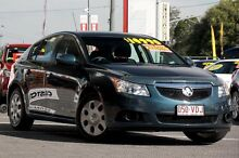 2012 Holden Cruze JH Series II MY12 CD Blue 6 Speed Sports Automatic Hatchback Moorooka Brisbane South West Preview