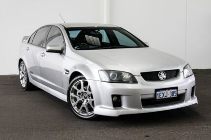 2010 Holden Commodore VE II SS-V Silver 6 Speed Automatic Sedan Rockingham Rockingham Area Preview