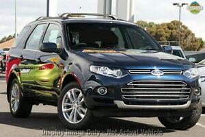 2013 Ford Territory SZ TS Seq Sport Shift Blue 6 Speed Sports Automatic Wagon Mornington Mornington Peninsula Preview