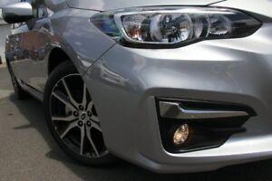 2017 Subaru Impreza MY17 2.0I Premium (AWD) Silver Continuous Variable Sedan